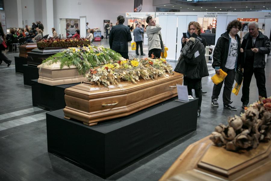 tragi pogrzebowe