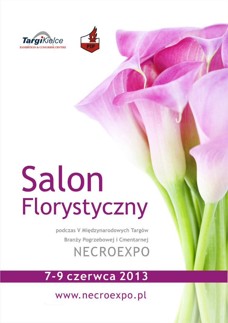 salon florystyczny na necroexpo 2013