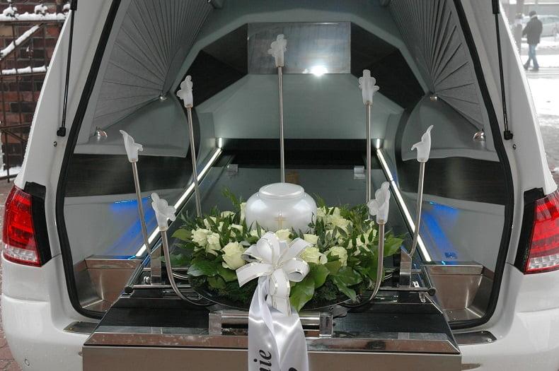katowice pogrzeb