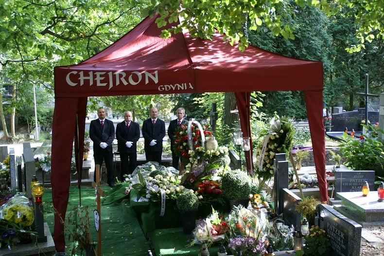 pogrzeb w gdyni