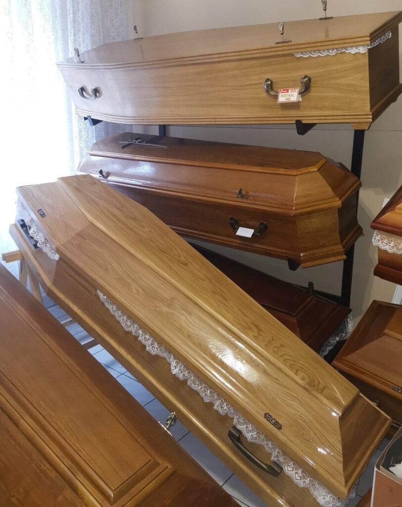 usługi pogrzebowe Pruszków