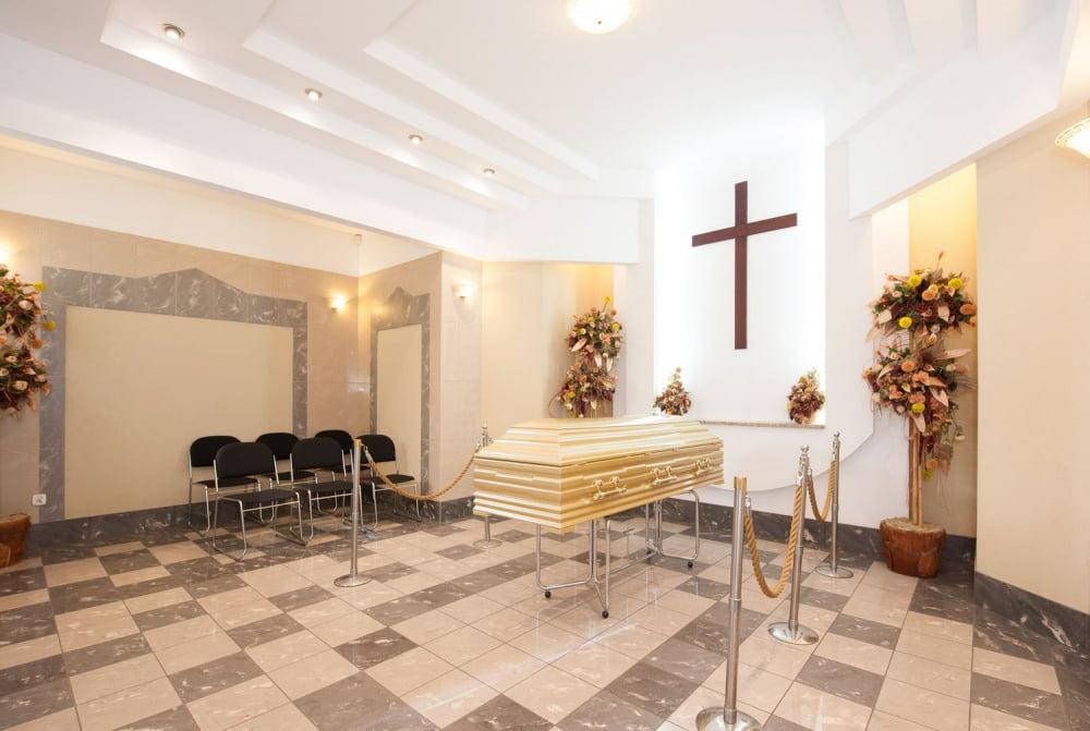 dom pogrzebowy Zgierz