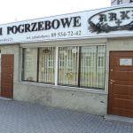 Arka Zakład Pogrzebowy Olsztyn