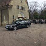 Dominik Bafia transport zmarłych