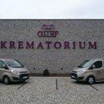 OLIMP Krematorium Wrocław - Kremacje