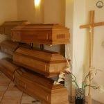Dom Pogrzebowy Klepsydra Ostrowieccy Pińczów - Usługi Pogrzebowe
