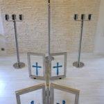 TOPMETAL FUNERALS - Wyposażenie kaplic