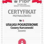 Usługi Pogrzebowe Żuromin Cezary Karczewski