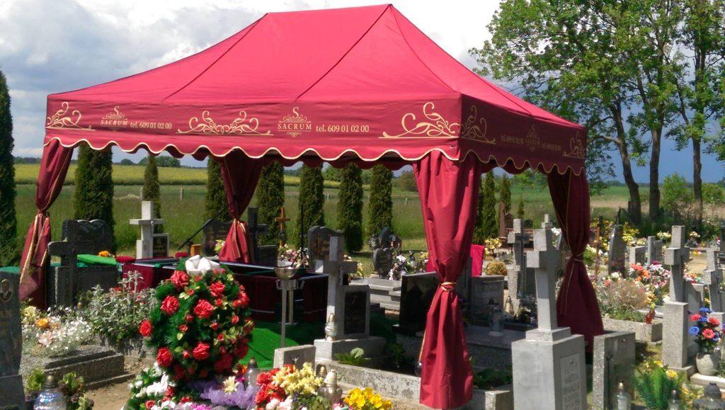 usługi pogrzebowe w Kostrzynie nad odrą