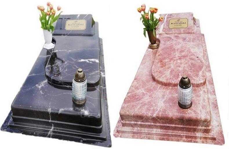 pomniki nagrobne plastikowe