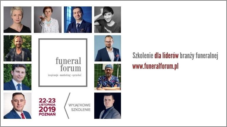funeral forum poznań