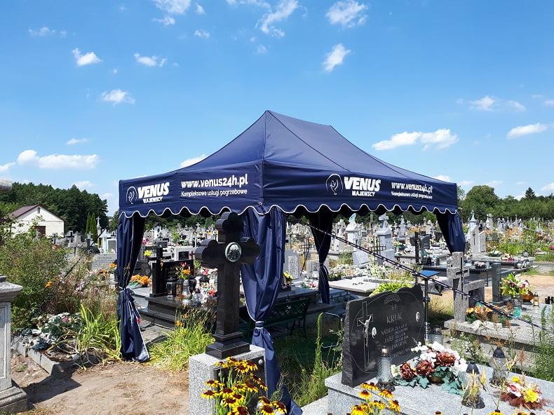 producent namiotów pogrzebowych