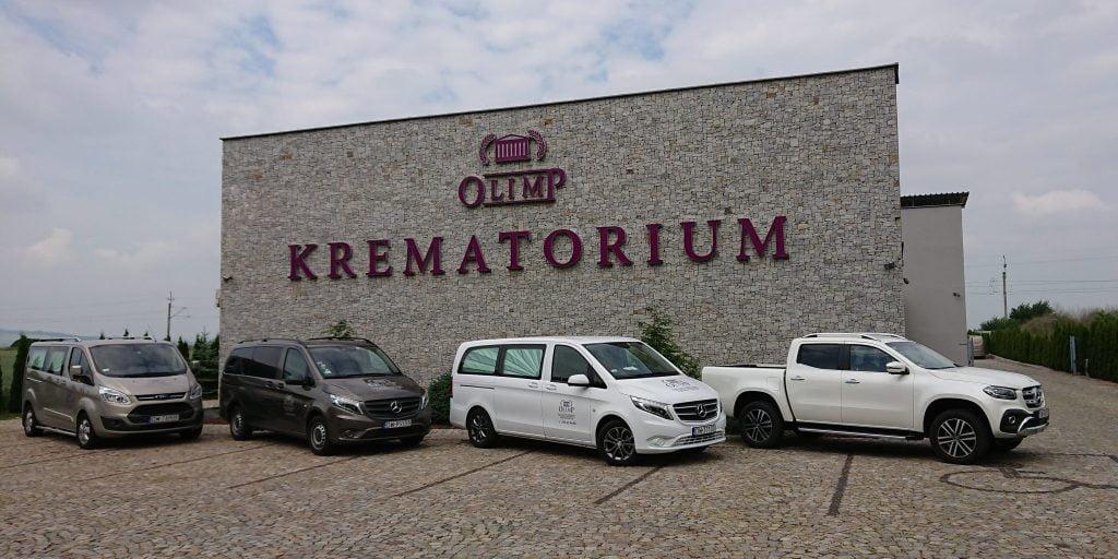 krematorium i zakład pogrzebowy Strzelin