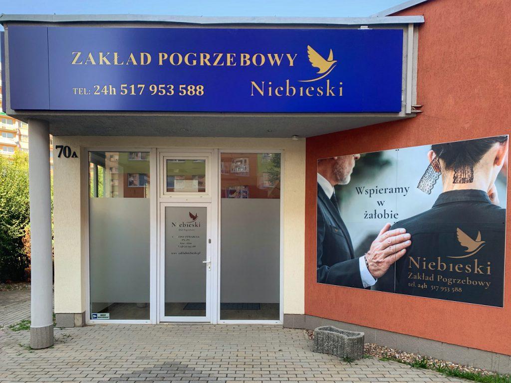 dom pogrzebowy Wałbrzych