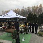 firma pogrzebowa
