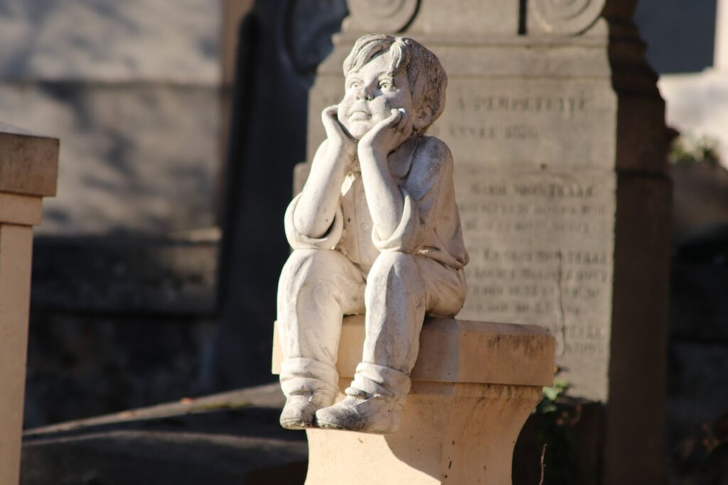 dziecko a śmierć
