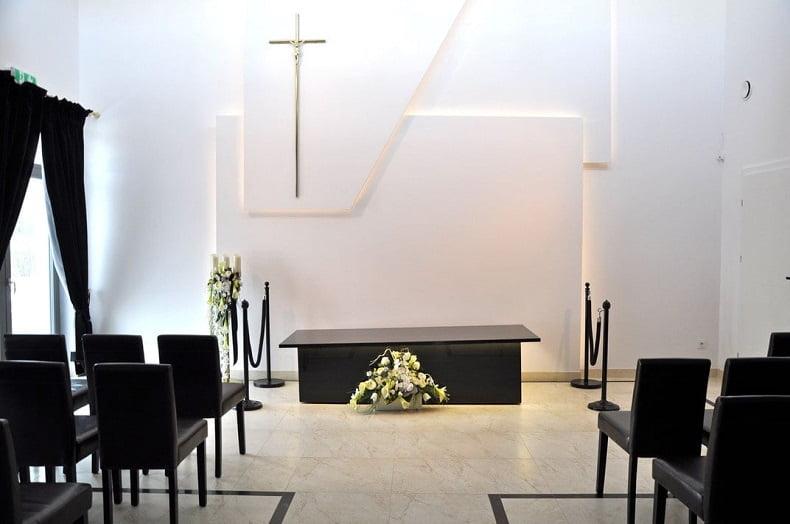dom pogrzebowy zbuczyn